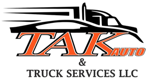 TAK Auto and Truck Services Logo